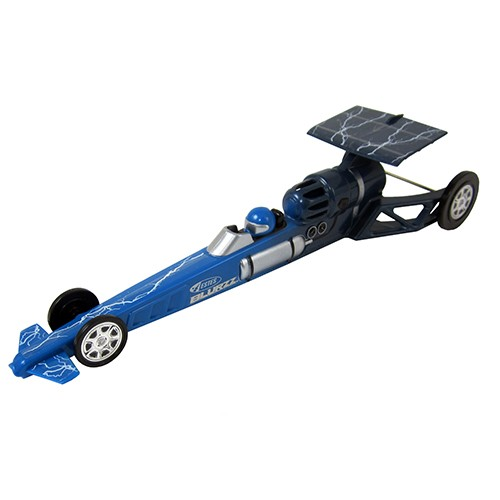 BLURZZ Blue Storm Dragster with FOUR motors