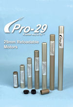 Pro29 1 grain White Reload Kit