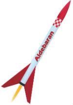 NEW Aldeberan  Classic Model Rocket Kit