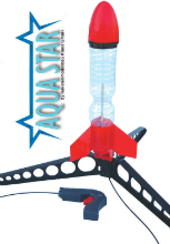 NEW Aqua Star StarterBest Water Rocket Ever