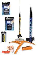 Deluxe Duo Launch Set   2 Solar Scouts & 7 motors