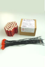 NEW ABC Team Pack 30 motors & electrical igniters