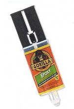 Gorilla 5 Minute Epoxy  25ml in syringes