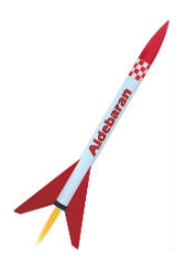 <b>NEW</b> Aldeberan  <br />Classic Model Rocket Kit