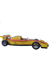 <b>NEW</b> Formula R Rocket Racer <br />with 6 motors