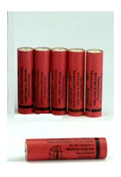 D3-0 Six Pack<br />18mm Long Burn Motor