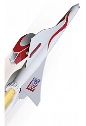 <b>NEW</b> Low-Boom SST<br/>Flying Model Rocket Kit
