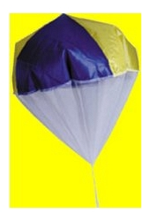 20 inch Nylon Parachute  <br />No Tangles EVER