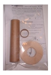 29mm into 3 inch Body Tube  <br />Single, Short