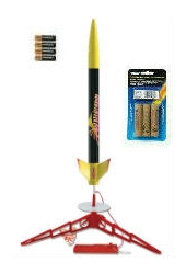 <b>Deluxe</b> Whirlybird Set<br />Launch Set with  3 motors