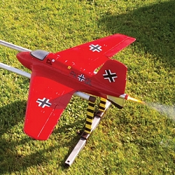 <b>DELUXE</b> Klima Me-163 Komet <br />Scale RC Glider 1